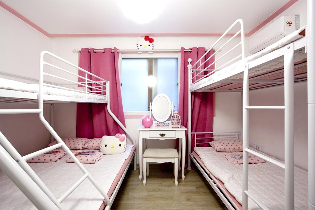 홍대 나누게스트하우스 핑크(여성) 이미지1