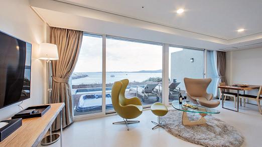 유채꽃PKG  Ocean Suite(Room only)