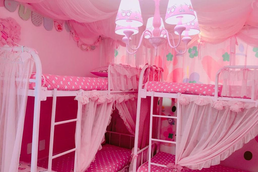 홍대 딸기핑크 게스트하우스 이미지1