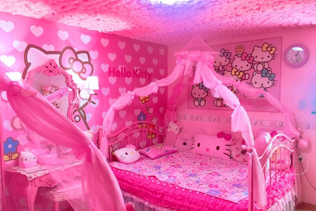 홍대 딸기핑크 게스트하우스 썸네일3
