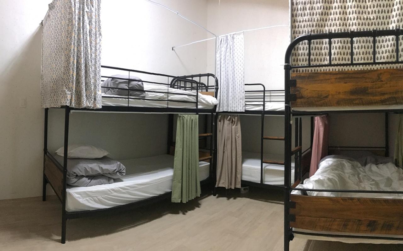 【Part 2】除了Part 1的5间住宿之外,还有4间只限女生住的Guesthouse要介绍给大家!让妳有多种款式的Guesthouse可以选择哦!