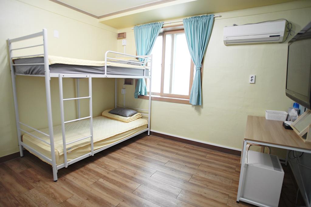 트윈룸 2층침대