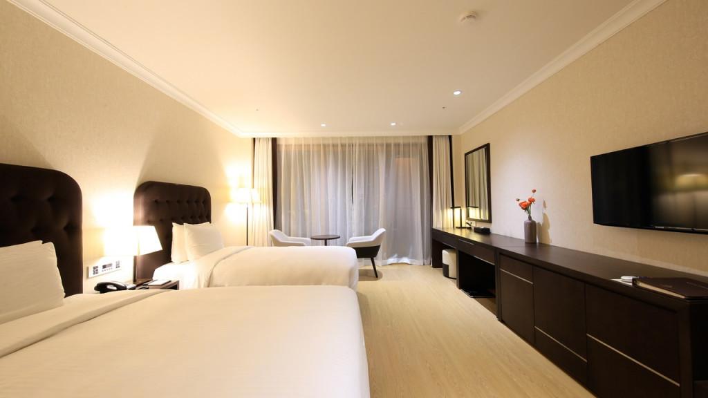 Advance Booking  호텔_디럭스 트윈