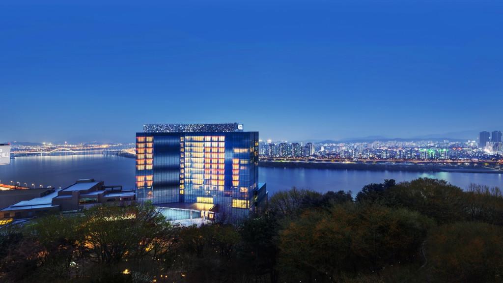 [국내숙박/광진구] 비스타 워커힐 서울