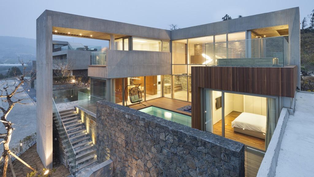 Ocean Villa(생크몽드 스파 PKG)