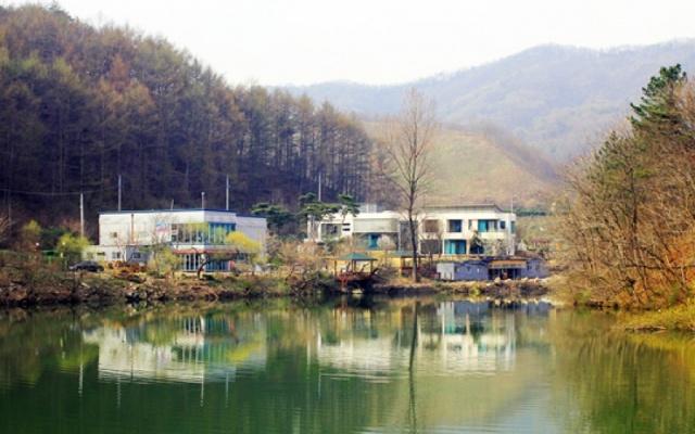 공주 아람누리펜션 사진 가격 위치소개