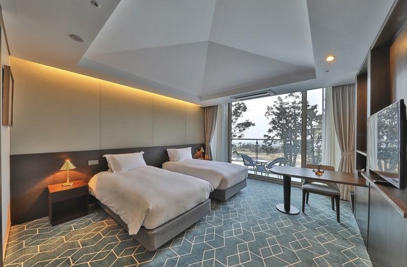 빙수 제공 PKG 호텔 트윈