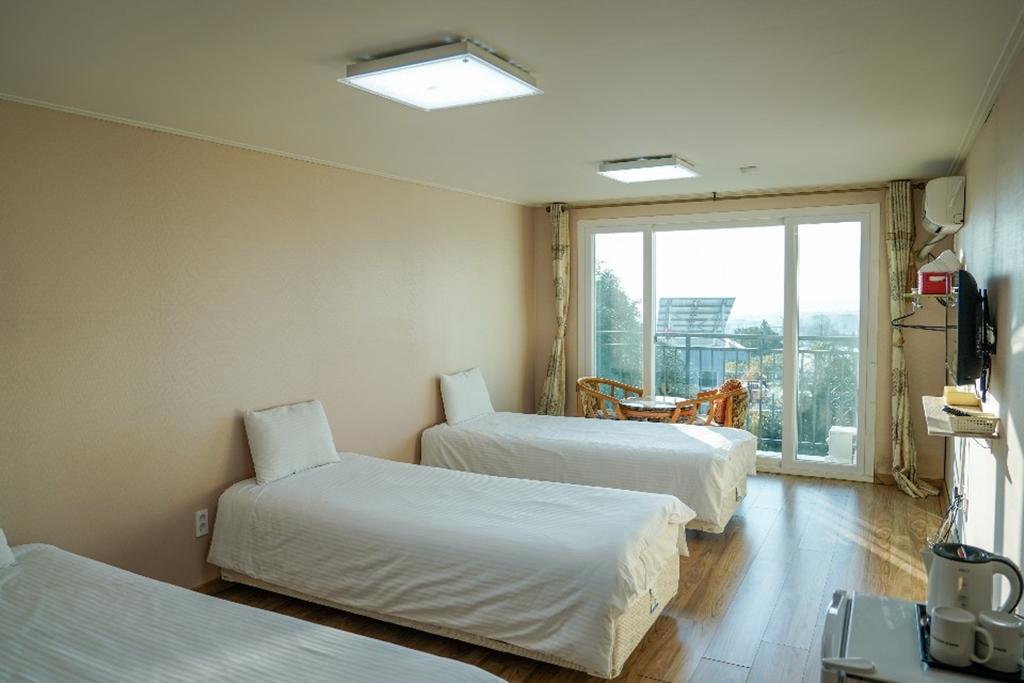 호텔형 트리플룸