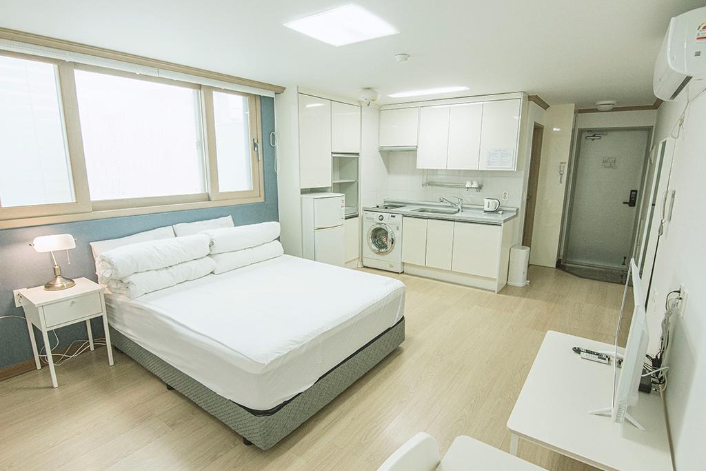 디럭스 더블(Residence Room)