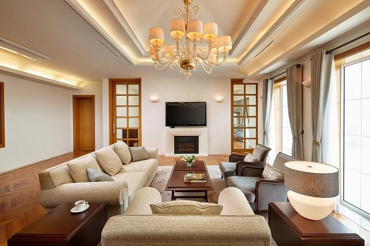 펜트하우스(154평/4room/히노끼탕/사우나/개인수영장 냉수공급)