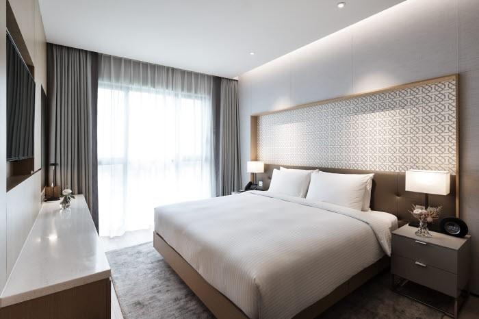 Bed & Breakfast PKG  슈페리어 킹(만12세미만 동반 소아2인 조식무료)