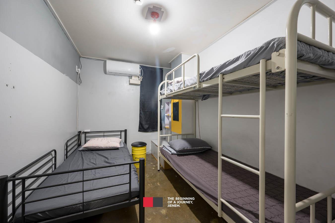 필스테이룸 3인실(여성전용)