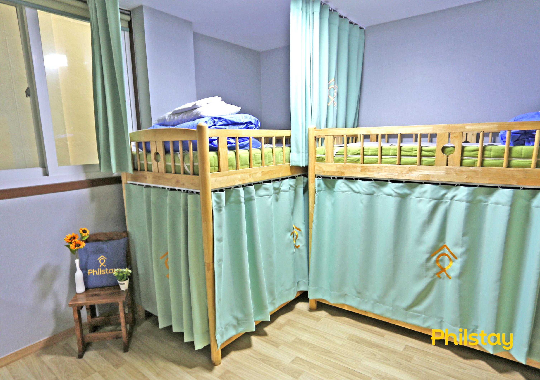 필스테이룸 2인실 벙크트윈룸 (여성전용)