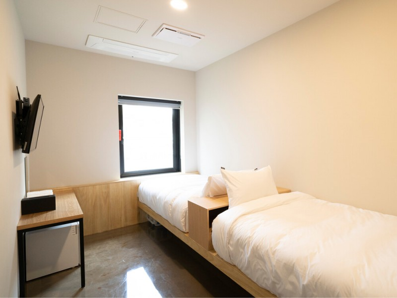 Standard twin room - Special offer