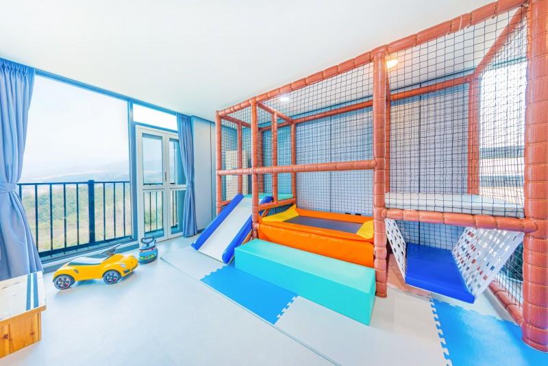 키즈풀빌라15(키즈미온수수영장/놀이터