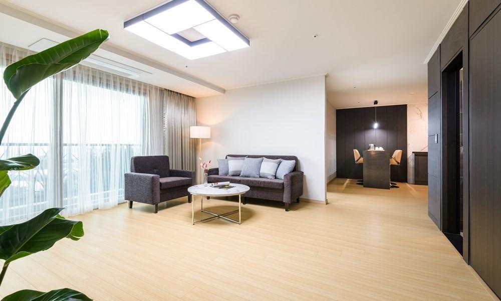 51평 4층 한라산뷰