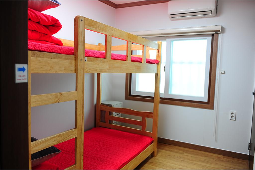 2인룸 - 이층침대